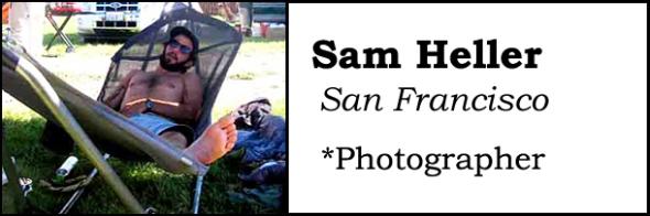 Sam Heller