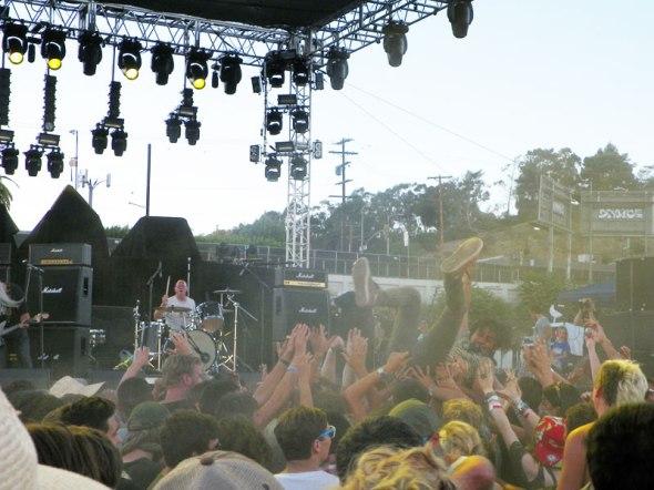 FYF Fest 2012 - Dinosaur Jr.
