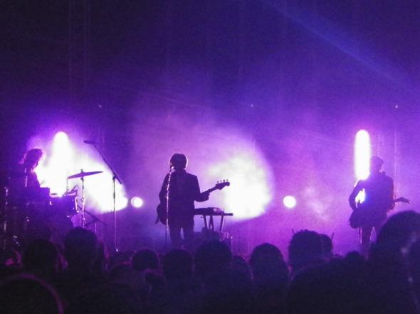 FYF Fest 2012 - Twin Shadow