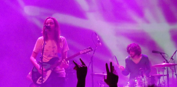 Tame Impala at The Fillmore in November