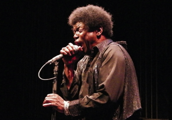 """""""The Screaming Eagle of Soul"""" is a must-see artist."""