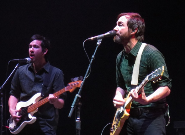 The Shins performed an even mix of new tracks and classics.