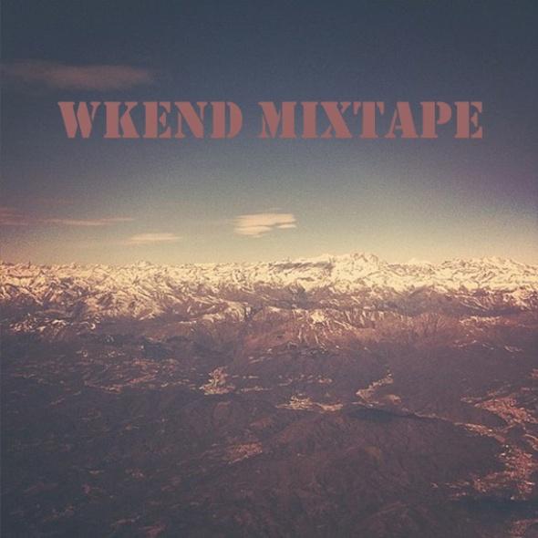 Tycho--WKEND-MIXTAPE