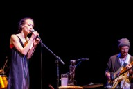 Fiona Apple and Blake Mills