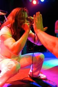 Marky Ramone's Blitzkrieg with Andrew W.K.