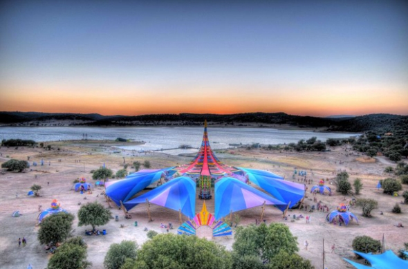 Boom Festival, one of the largest Psytrance Festivals on the planet, is a great example of how drug checking has been integrated into a festival event.
