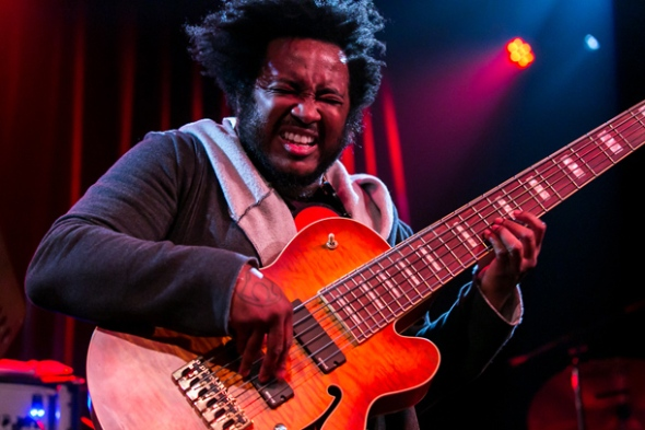 Thundercat // Photo by James Nagel