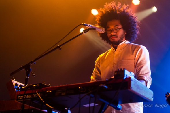 Toro Y Moi at Fox Theater Oakland 11/15.
