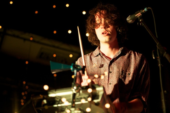 Washed Out at First City Festival 8/24. Photo by Marc Fong.