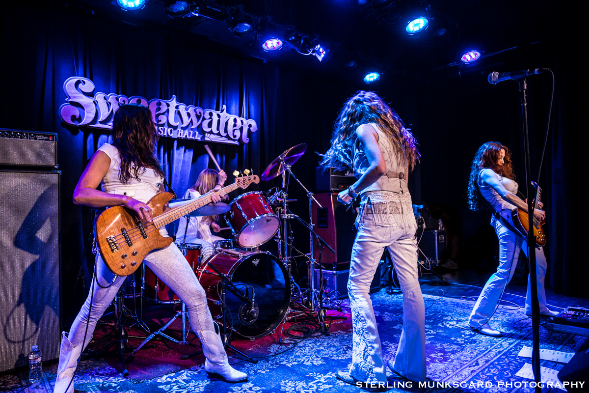 Photos Zepparella At Sweetwater Music Hall 3 22 Showbams