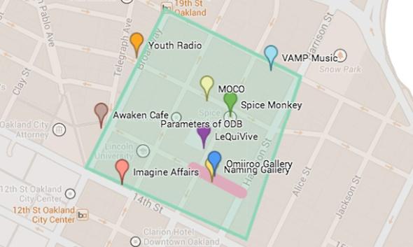 ODB-map