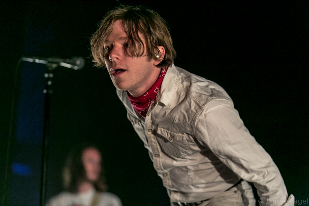 Foals Cage The Elephant And The Art Of The Co Headlining