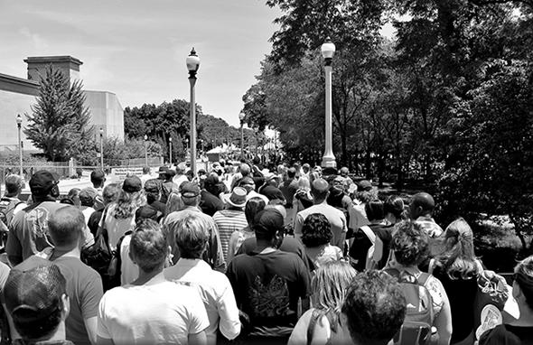 Crowds