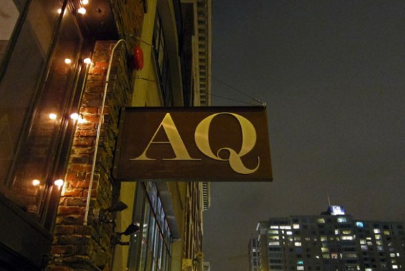 AQ Restaurant & Bar