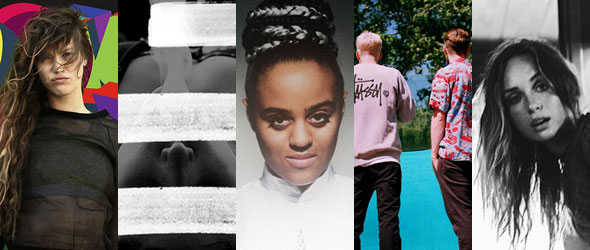 Five emerging artists you should hear this August