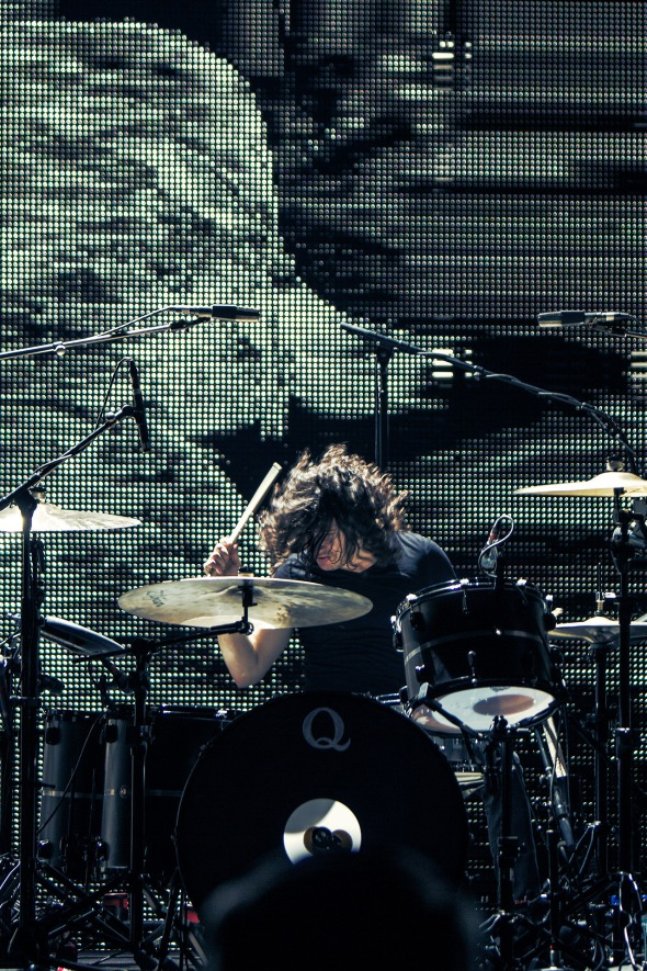 If we never see Nine Inch Nails live again, it\'s been quite a ride ...