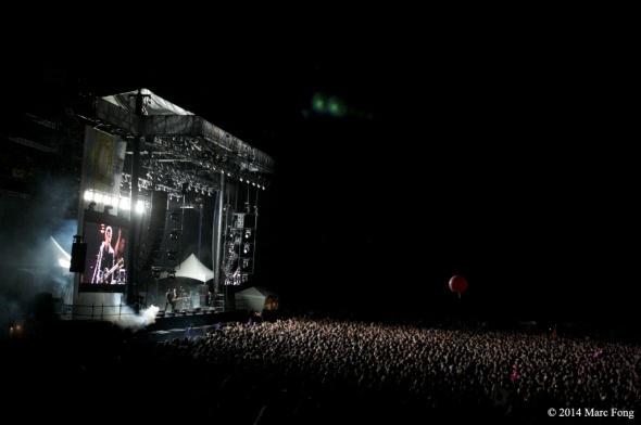 OSL 2014 Arctic Monkeys