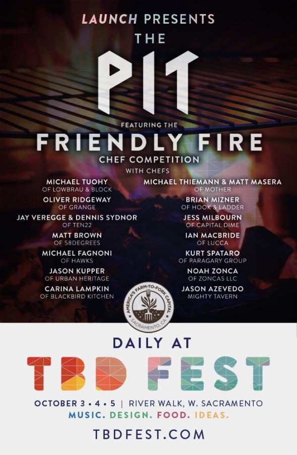 TBD Fest - Poster