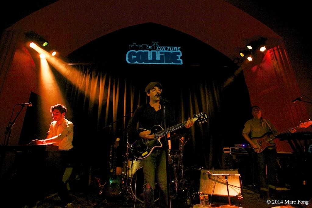 Culture Collide Festival invades SF, LA with talent far and wide ...