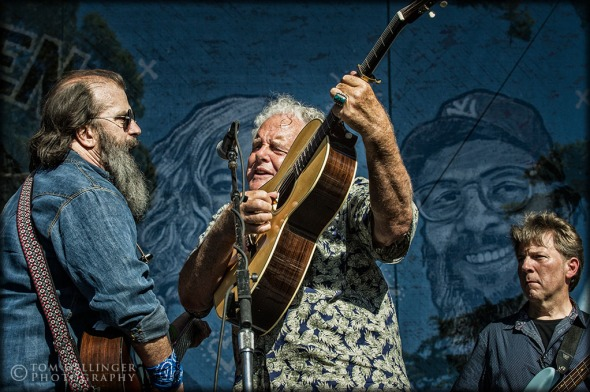 Steve Earle, Peter Rowan...
