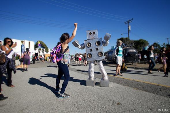Robot-Dance-Party
