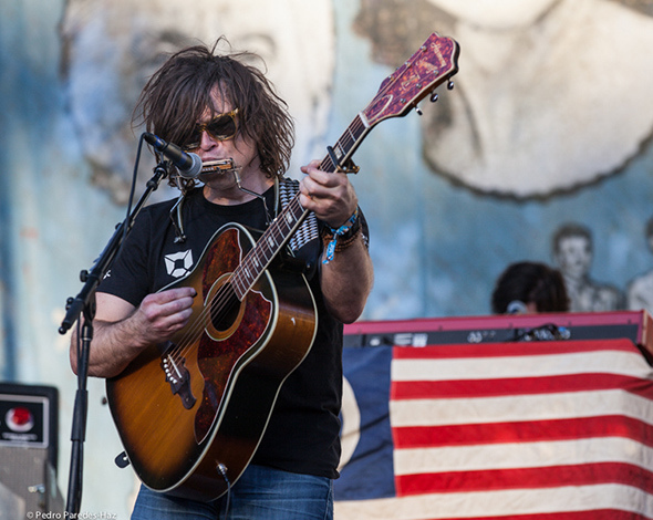 Ryan Adams at Hardly Strictly Bluegrass 2014