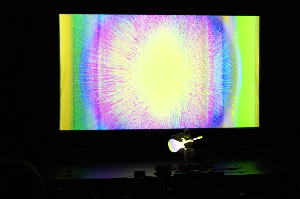 Kaki King goes on a journey through sound and space – Showbams
