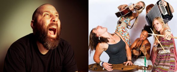 Sage Francis & Rainbow Girls