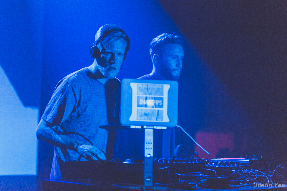 Snakehips consummate steamy sold-out set at The Indy | Showbams