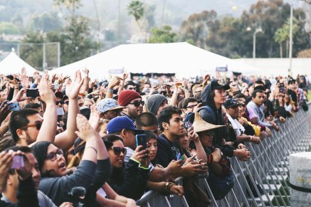 Air + Style - Crowd