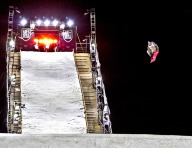 Air + Style – Snowboard Big Air Final