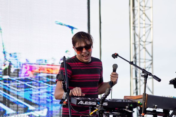 CRSSD Festival - Robert DeLong