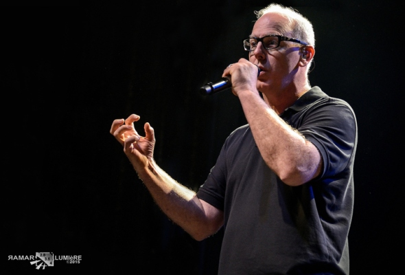 Bad Religion lead singer Greg Graffin