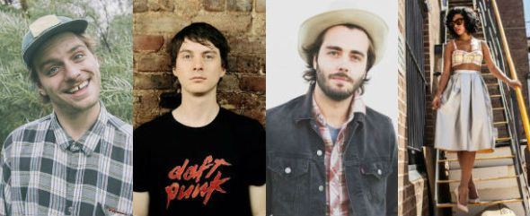 Mac DeMarco, Panda Bear, Lord Huron & PHOX