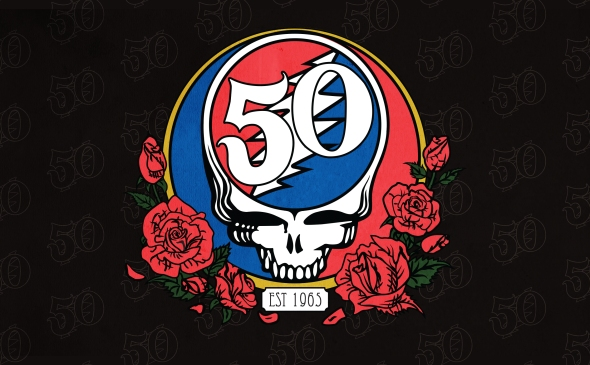 "Grateful Dead 50 - ""Fare Thee Well"""