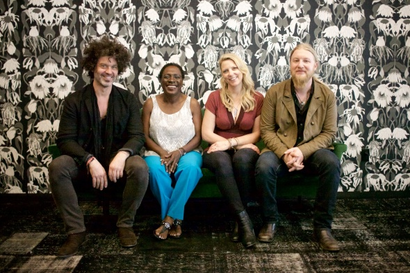 Tedeschi Trucks Band with Sharon Jones