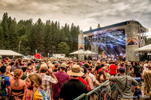 2015 High Sierra Music Festival