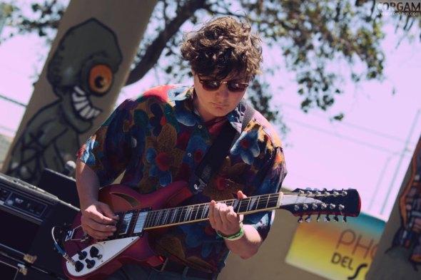 2015 Phono del Sol Music Festival - Tiaras