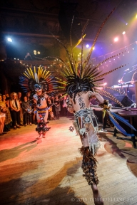 Great American Spirit Ball - Aztec Dancers