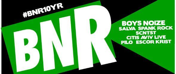 Boys Noize Record 10 Year