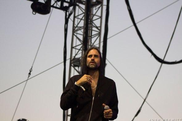 FYF Fest 2015 - Flume with Andrew Wyatt