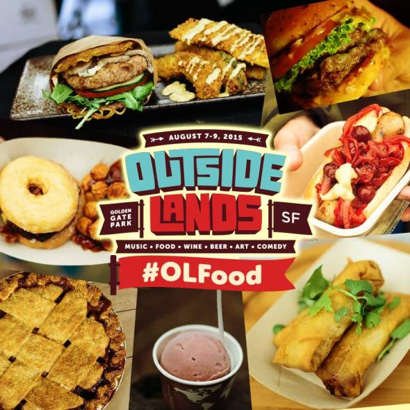 Outside Lands 2015 food guide