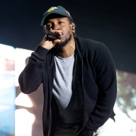 Outside Lands 2015 - Kendrick Lamar
