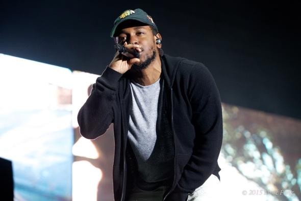 Outside Lands 2015 - Kendrick Lamar