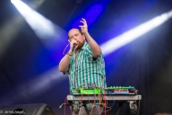 Outside Lands 2015 - Dan Deacon