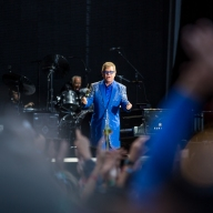Outside Lands 2015 - Elton John