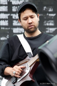 Outside Lands 2015 - Unknown Mortal Orchestra