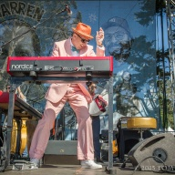 Hardly Strictly Bluegrass Festival 2015 - The Mavericks
