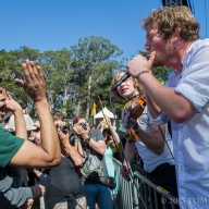 Hardly Strictly Bluegrass Festival 2015 - The Stone Foxes