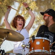 Hardly Strictly Bluegrass Festival 2015 - Sister Sparrow & The Dirty Birds